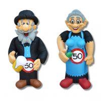 Opblaas-Figuren